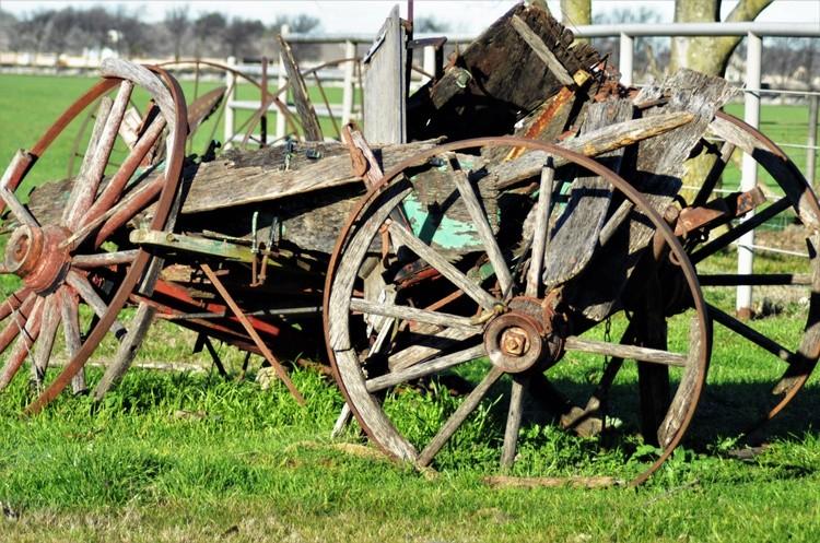 Wagon Was