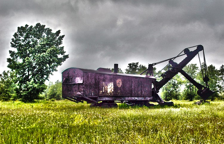 Yesteryear - HDR Look