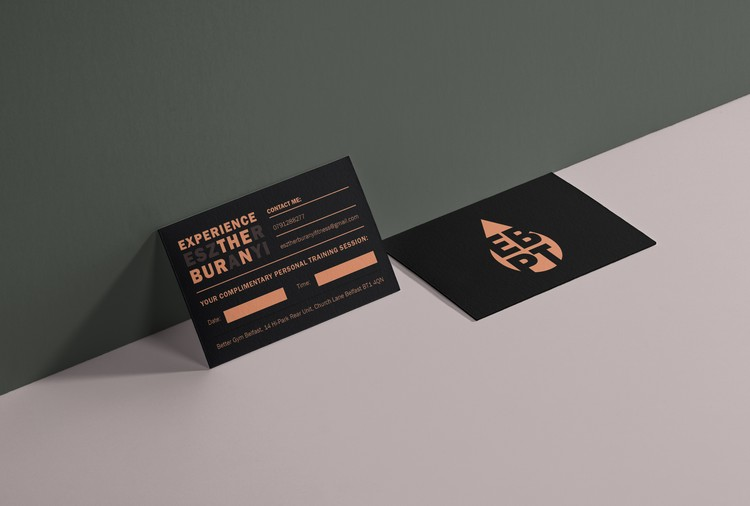 Freelance Business Card