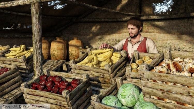 Medieval Market 2