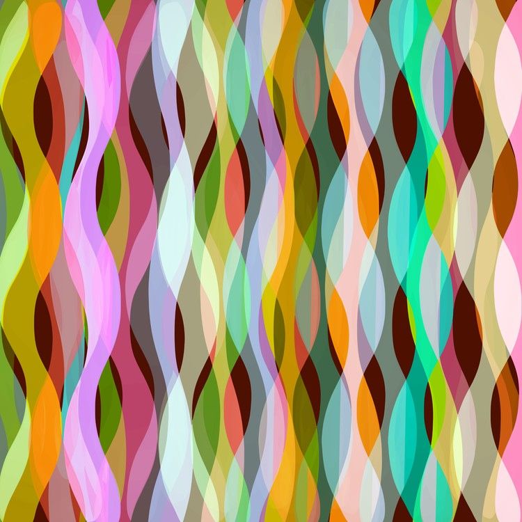 Abstract Composition 768