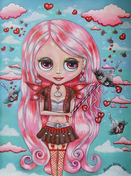 Blythe Kiss Fairy