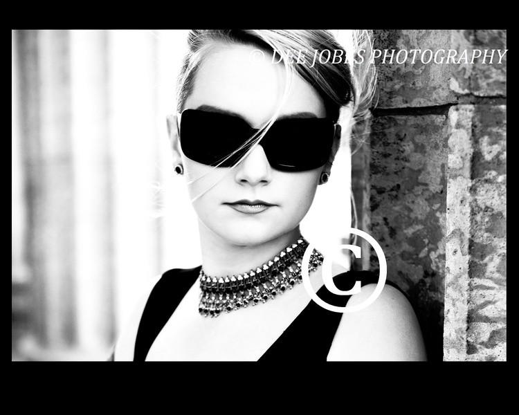 Model Samantha Portrait