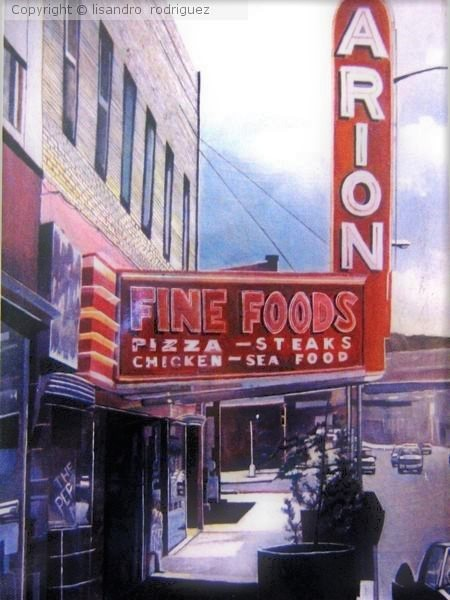ARION FINE FOODS