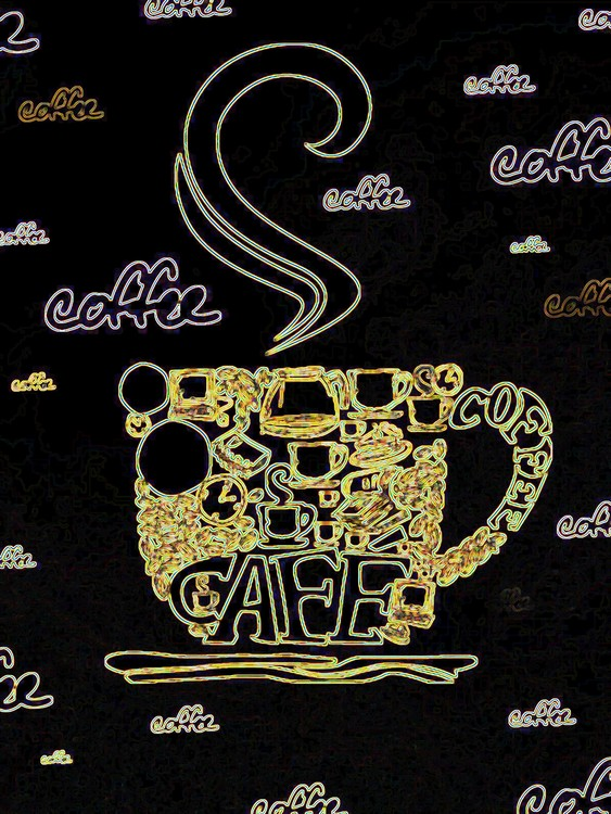 Neon Caffeine