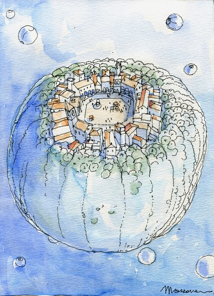 The Planet city