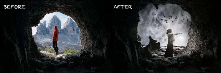 seceret cave