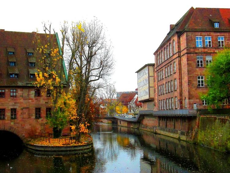 Nuremberg, Germany (revised photo)