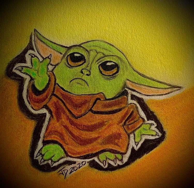 Baby Yoda 6