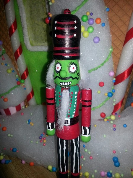 nightmare before christmas nutcracker for kriss - Nightmare Before Christmas Nutcracker