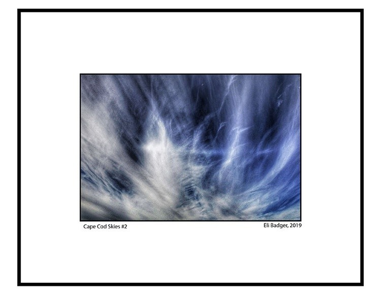 Cape Cod Skies#2
