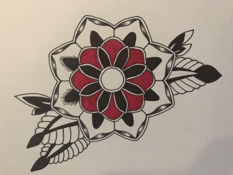 Classic Tattoo design