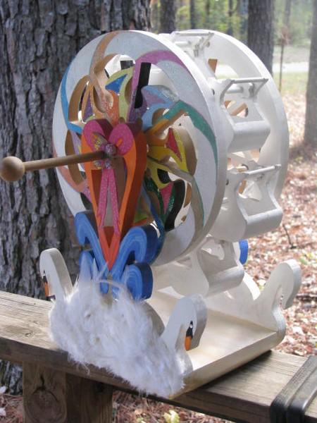 swan ferris wheel