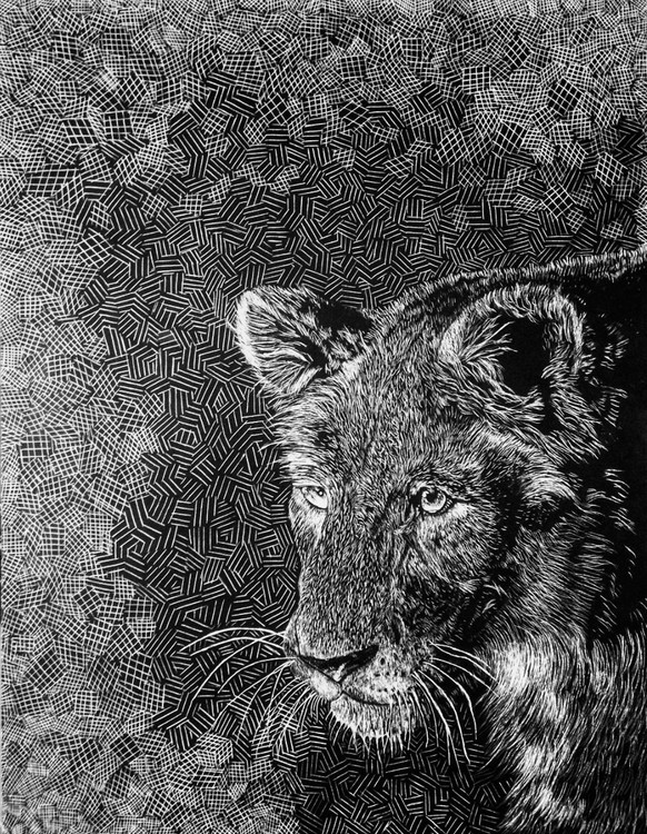 The Thinking Lion