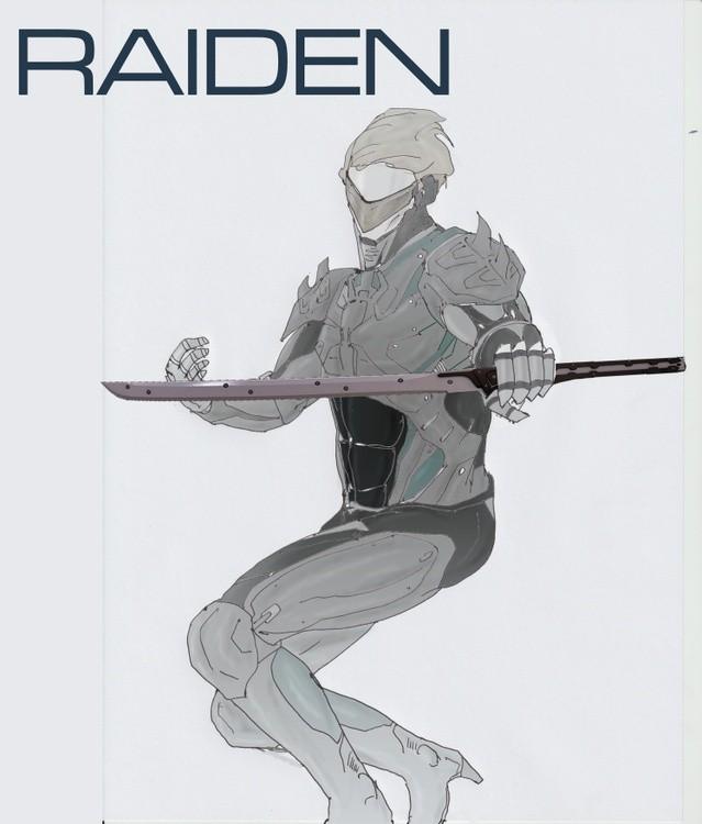 Ninja- Raiden