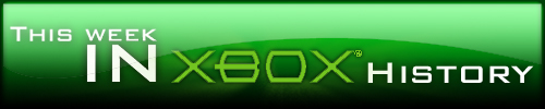 This Week in Xbox History Header