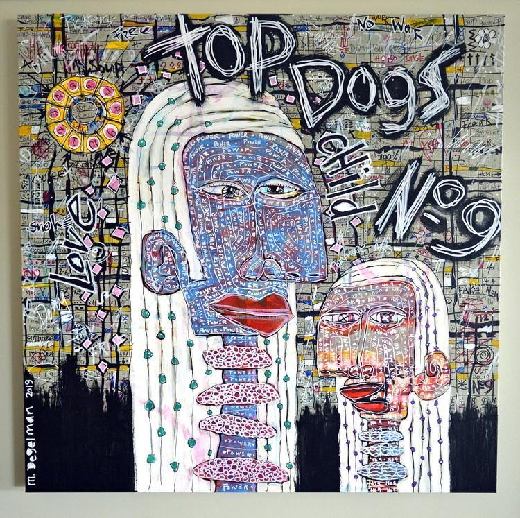 tOP dOGs No 9