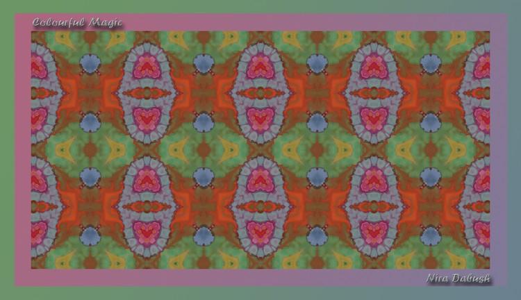 Creative Textiles, By Nira Dabush