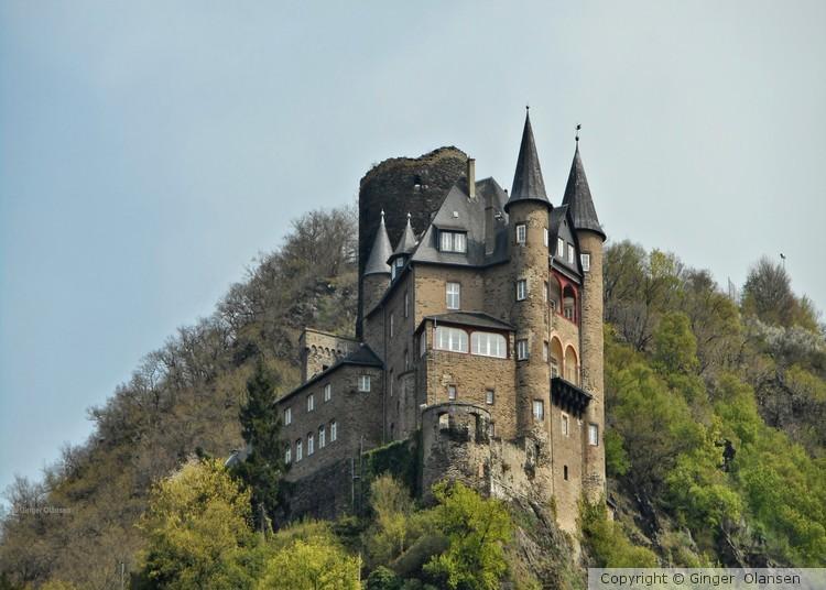 Koblenz, Germany Castle