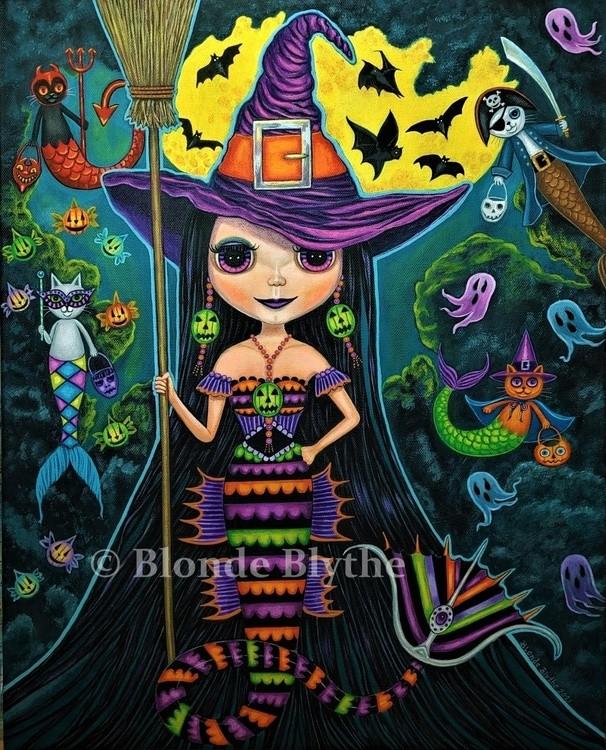 Halloween Night: Under the Sea