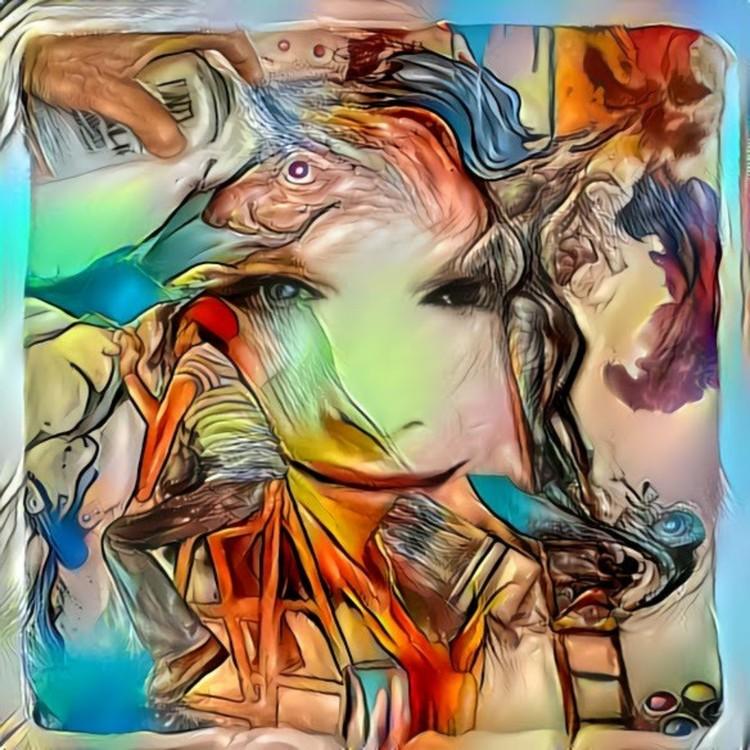 Vibrant Depiction